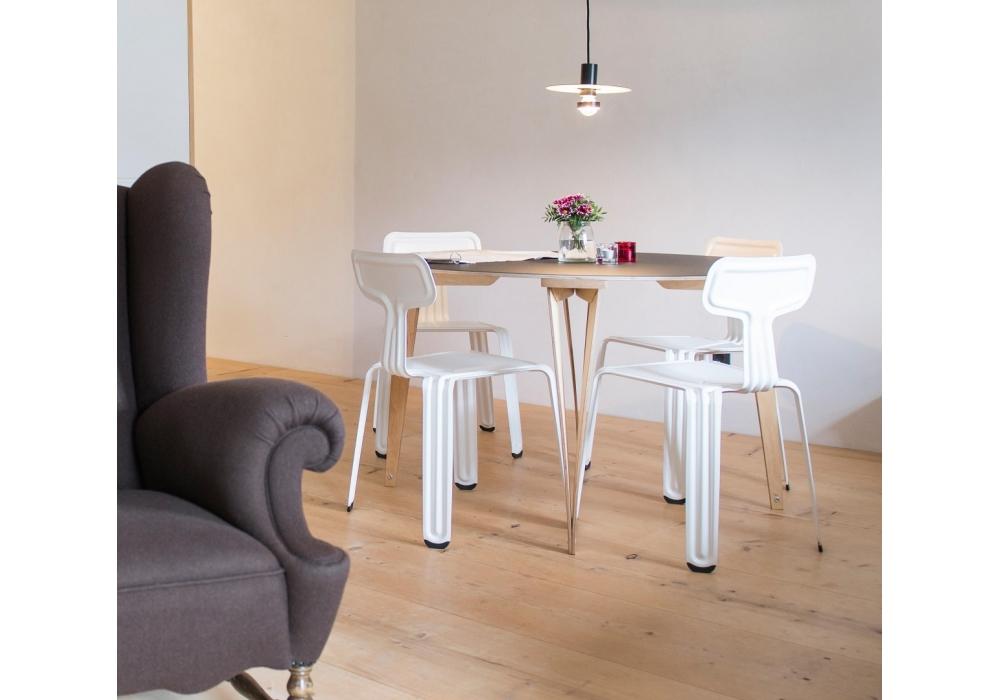 sparondo moormann tisch milia shop. Black Bedroom Furniture Sets. Home Design Ideas