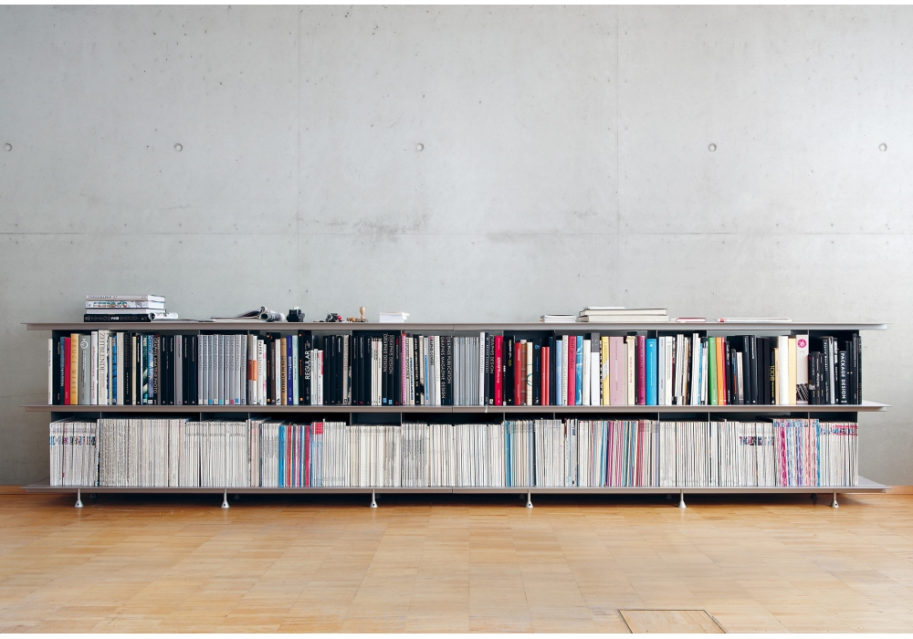 zoll d moormann biblioth que modulaire milia shop. Black Bedroom Furniture Sets. Home Design Ideas