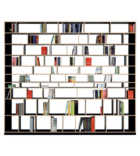 Egal Moormann Bibliothèque