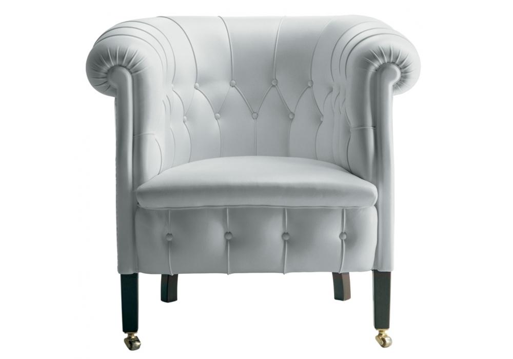 Fumoir armchair poltrona frau milia shop for Chaise longue poltrona