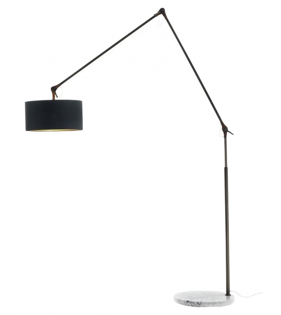 Ex Display - Gary Big Porada Floor Lamp