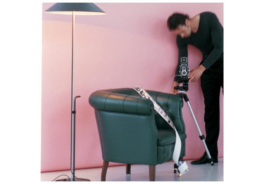 Fumoir armchair poltrona frau milia shop for Chaise longue frau