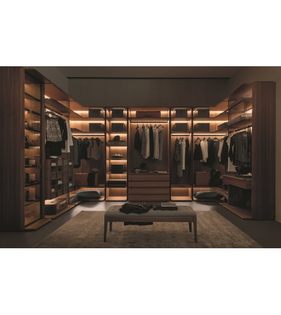 My Suite Porada Modular Walk-In Closet