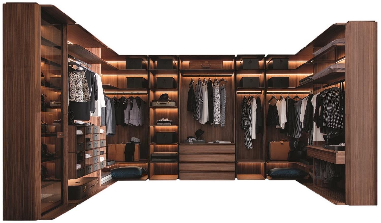 My Suite Porada Begehbarer Kleiderschrank - Milia Shop