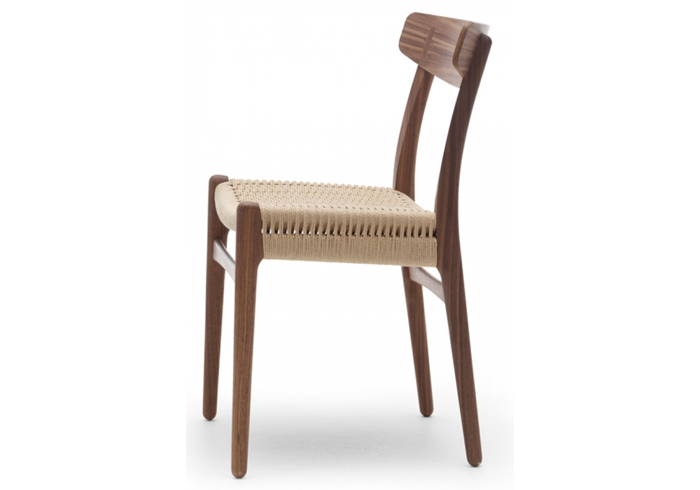 ch23 carl hansen s n stuhl milia shop. Black Bedroom Furniture Sets. Home Design Ideas