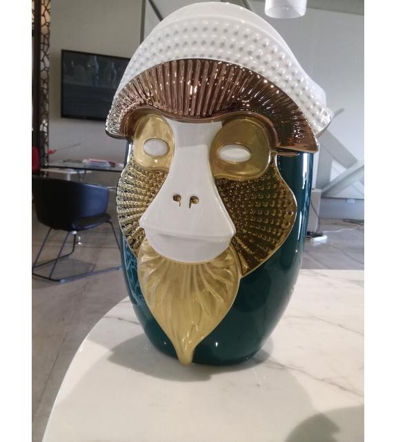 Primates Brazza Bosa Vase