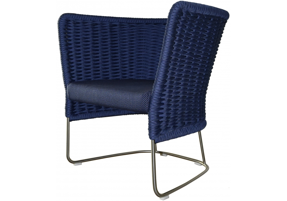 Ex Display Ami Paola Lenti Low Chair Milia Shop