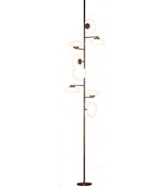 Mamì Penta Floor-Ceiling Lamp