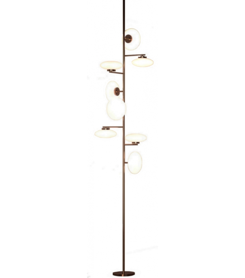 Mamì Penta Floor Ceiling Lamp