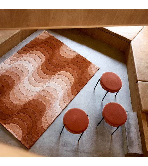 wave verpan teppich milia shop. Black Bedroom Furniture Sets. Home Design Ideas