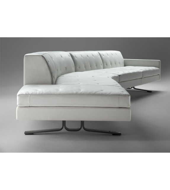 kennedee dreiersofa poltrona frau milia shop. Black Bedroom Furniture Sets. Home Design Ideas