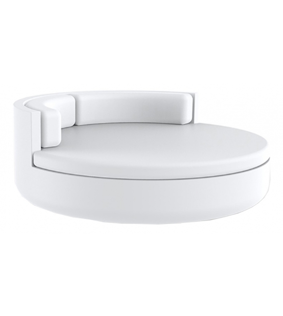 Ulm Vondom Daybed with fixed backrest