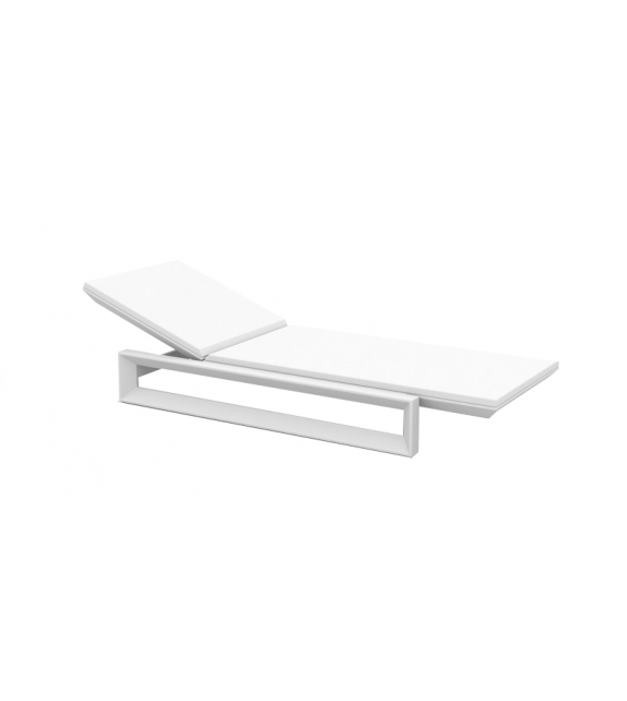 Outdoor milia shop for Chaise longue frame