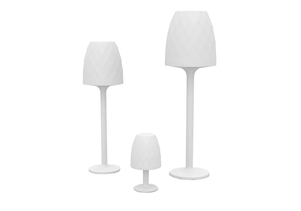 Vases Floor Lamp Vondom - Milia Shop