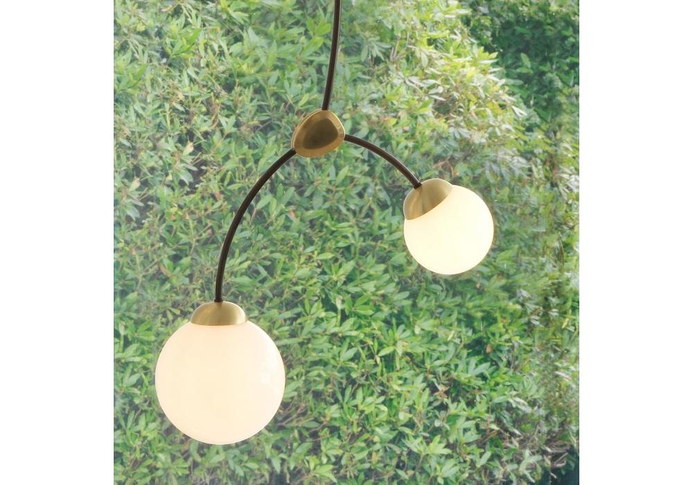 Ivy Vertical 4 CTO Lighting Pendant Lamp - Milia Shop