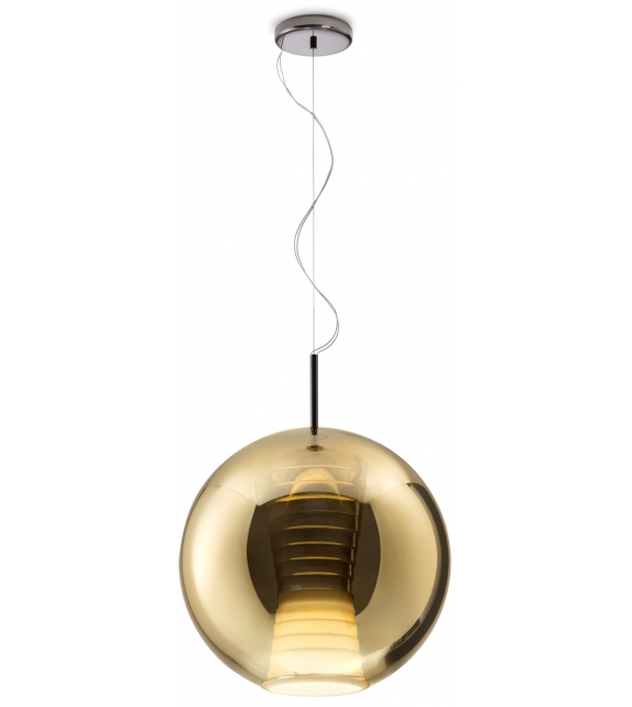Beluga Royal D57 Fabbian Suspension Lamp