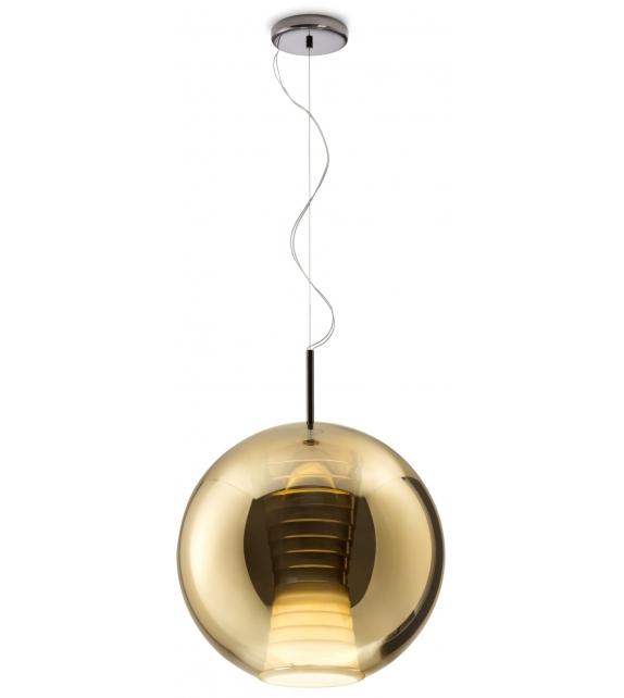 Beluga Royal D57 Fabbian Suspension Lamp