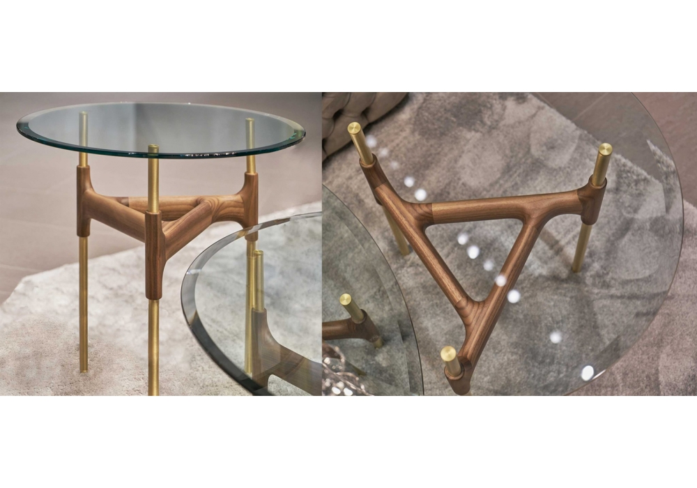 Joint porada occasional table milia shop for Table joints