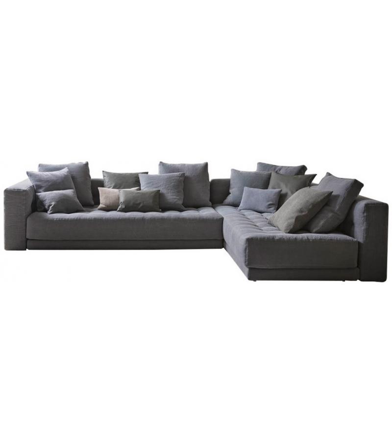 Doze flou divano modulare milia shop - Divano modulare economico ...