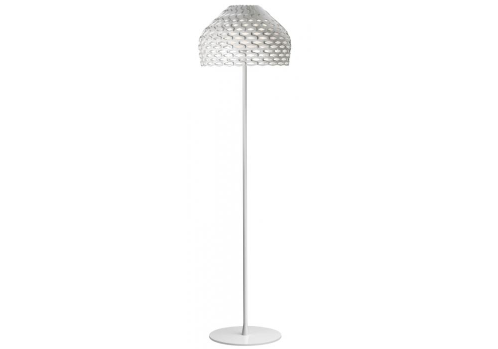 Tatou f lampada da terra flos milia shop for Lampada a terra flos