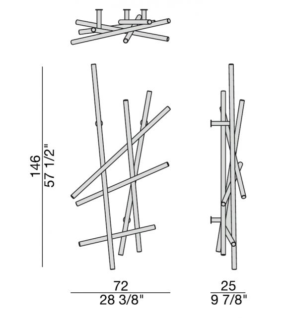 Sketch Porada Coat Rack