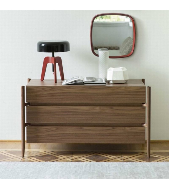 Regent 1 Porada Wooden Chest of Drawer