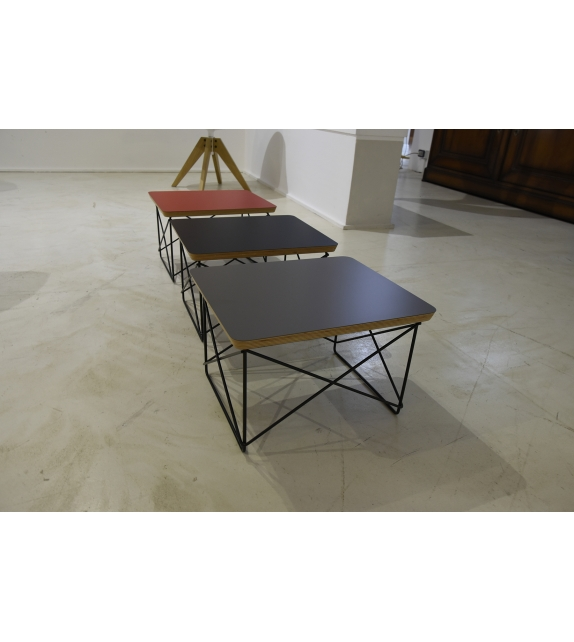 In Ausstellung - Occasional Table LTR Vitra