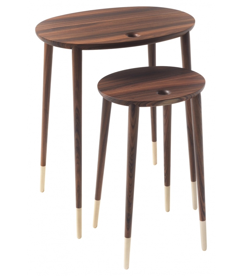 rogers porada set of 2 side tables