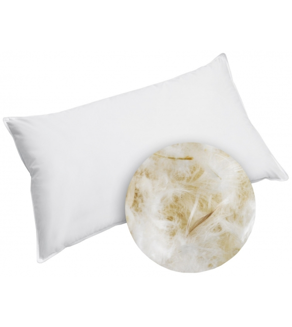 Goose Down Flou Pillow