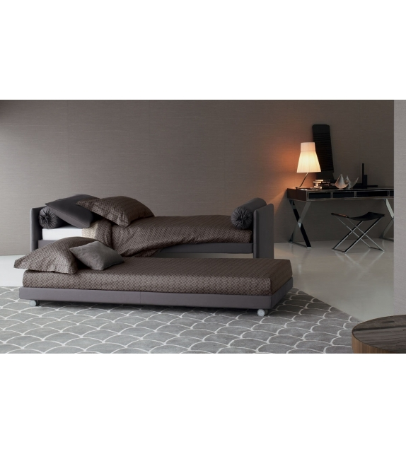 Phenomenal Duetto Flou Bed Milia Shop Beutiful Home Inspiration Papxelindsey Bellcom