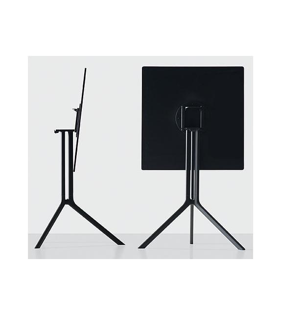 Poule quadrato tavolino