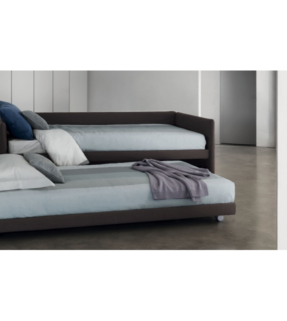 Admirable Duetto Flou Bed Milia Shop Beutiful Home Inspiration Papxelindsey Bellcom
