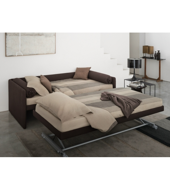 Incredible Duetto Flou Bed Milia Shop Beutiful Home Inspiration Papxelindsey Bellcom