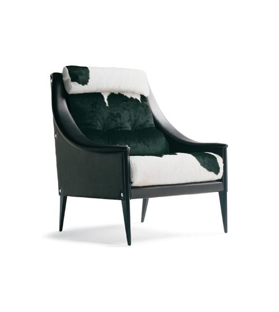 dezza fauteuil 48 poltrona frau milia shop. Black Bedroom Furniture Sets. Home Design Ideas