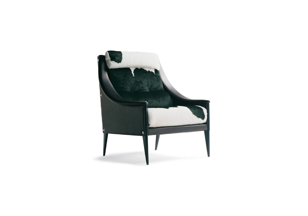Dezza armchair poltrona frau milia shop for Chaise longue frau