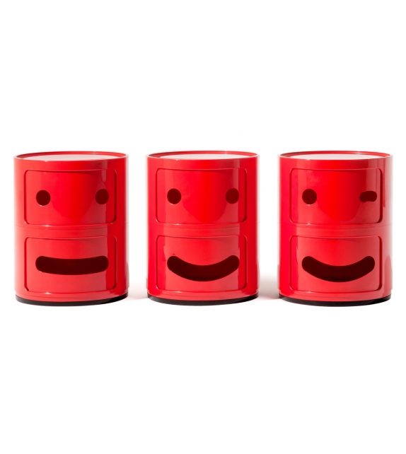 Componibili Smile Kartell Mobile Contenitore