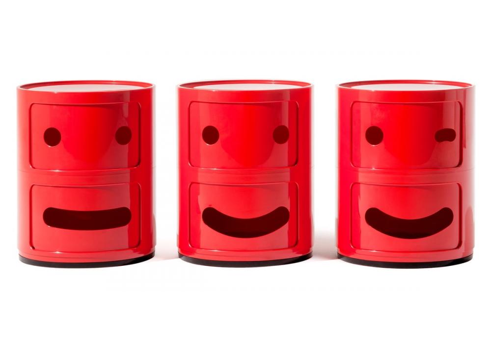 componibili smile kartell m bel container milia shop. Black Bedroom Furniture Sets. Home Design Ideas