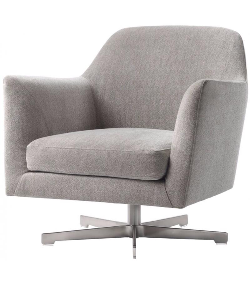luce flexform drehsessel milia shop. Black Bedroom Furniture Sets. Home Design Ideas