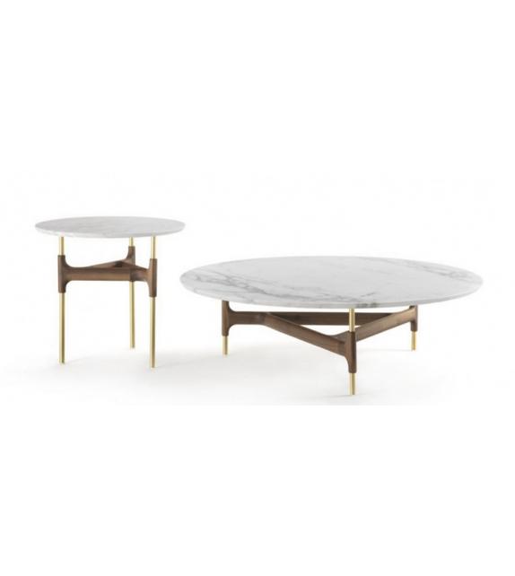 Joint porada table basse avec plateau en marbre milia shop for Table basse plateau marbre