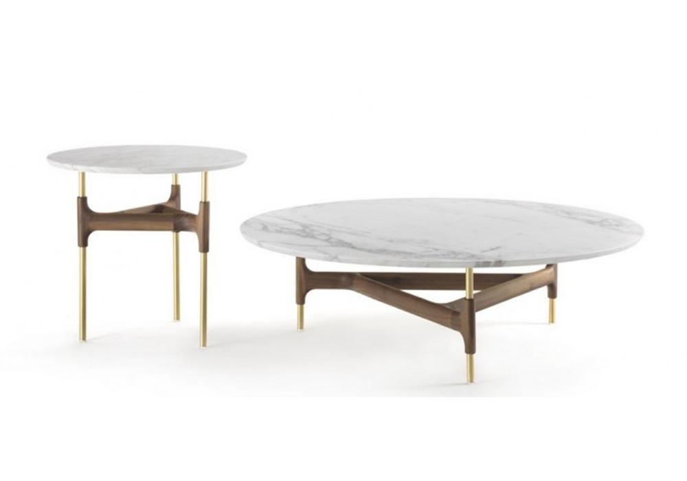 Joint Porada Table Basse Avec Plateau En Marbre Milia Shop