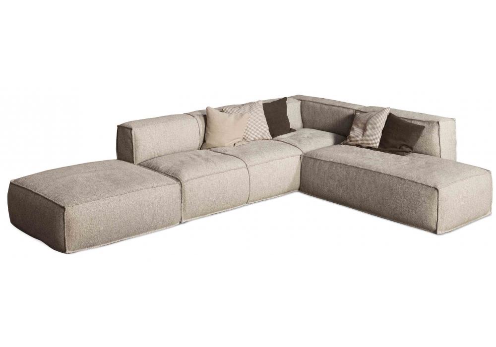 Peanut b bonaldo sofa milia shop for B b sofa