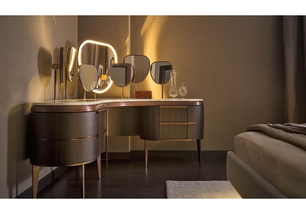 Sensational Kara Natevo Dressing Table Milia Shop Gmtry Best Dining Table And Chair Ideas Images Gmtryco