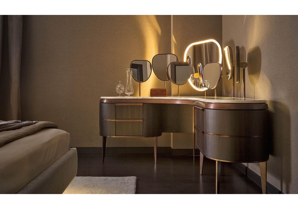 Awesome Kara Natevo Dressing Table Milia Shop Gmtry Best Dining Table And Chair Ideas Images Gmtryco
