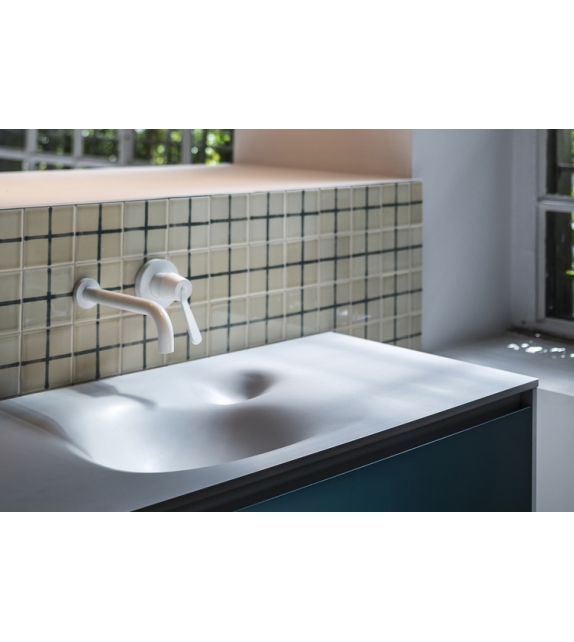 Fez Agape Single Lever Wall Tap