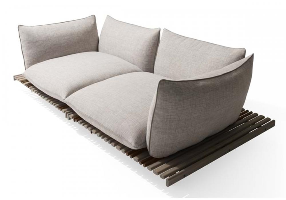 Apsara giorgetti divano modulare milia shop - Divano modulare ...