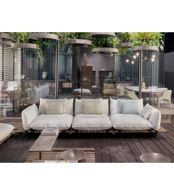 Apsara Giorgetti Modulares Sofa