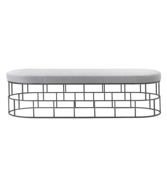 Riviera Flexform Bench
