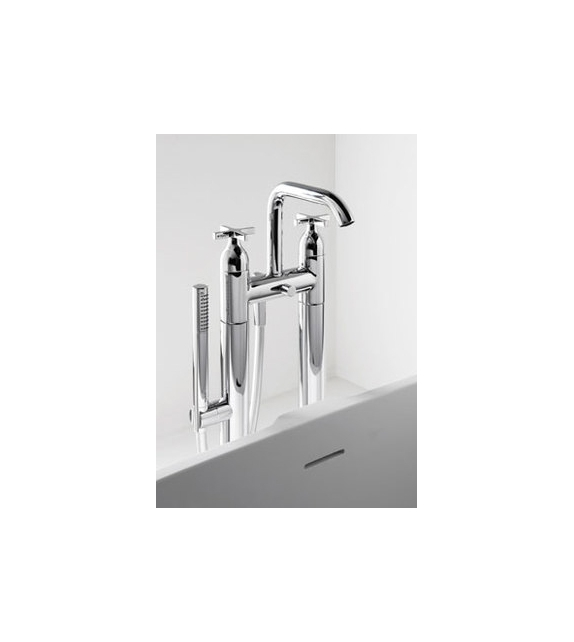 Memory Agape Floor Mounted Bathtub Tap