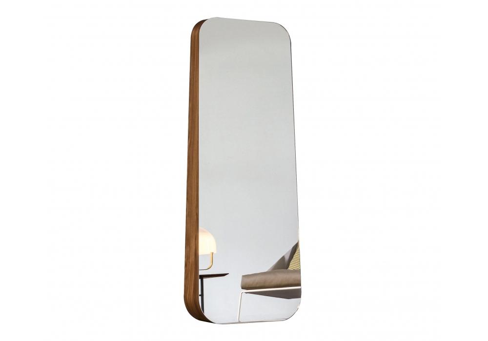 Specchio Parete Struttura Legno Obel Bonaldo : Obel bonaldo specchio milia shop