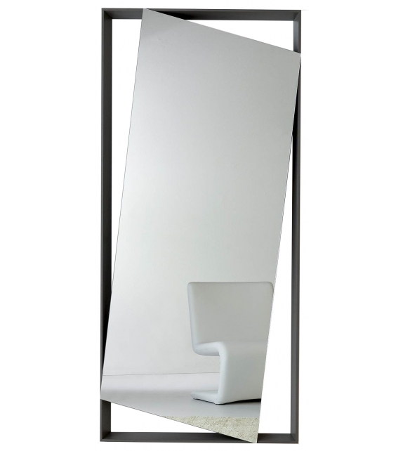 Specchio Parete Struttura Legno Obel Bonaldo : Specchi milia shop